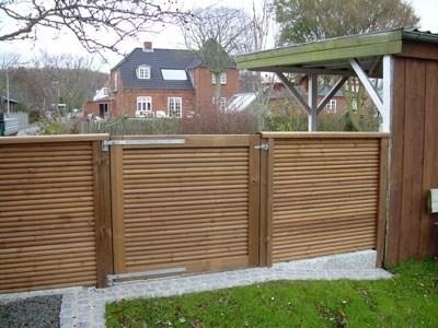 Vedligeholdelsesfrit hegn opsættes i Lemvig og Struer
